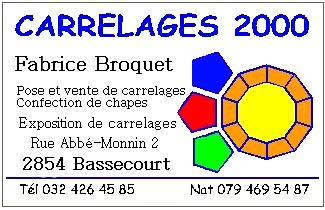 Logo 2019 Carrelages 2000