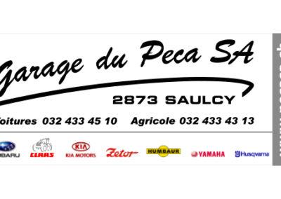 Garage du Peca